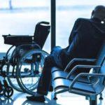 Перевозка инвалидов самолетом