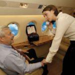 Перелет с врачом из Кисловодска в Москву после инфаркта