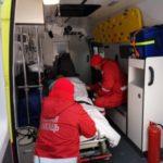 Помощь в перевозке больных