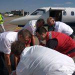 Перевозка больных самолетом