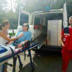 Перевозка больных из области