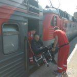 Транспортировка сидячих больных